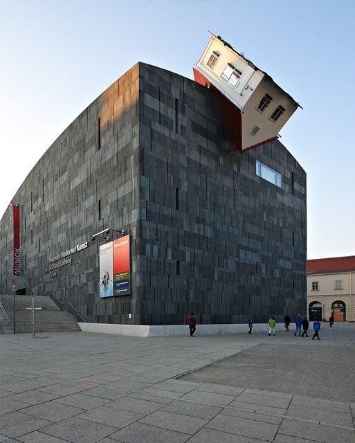 Quả là một công trình kiến trúc vĩ đại.