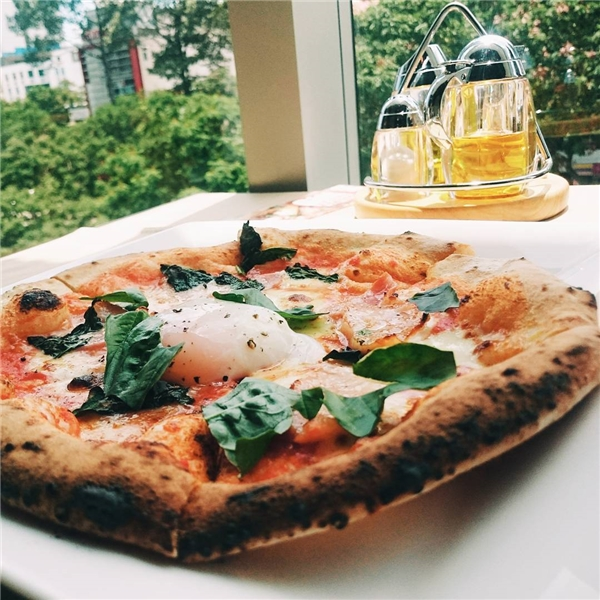 Điểm khác biệt của Basta Hiro chính lànhững món ăn Ý ở đây được đích thân đầu bếp Nhật Bản chế biến.
