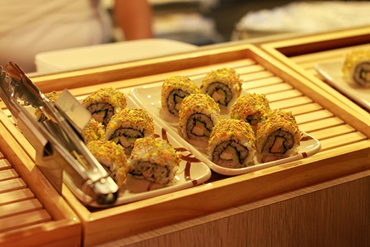 Nếu muốn thưởng thức ẩm thực Nhật Bản, bạn phải ghé những nơi này!