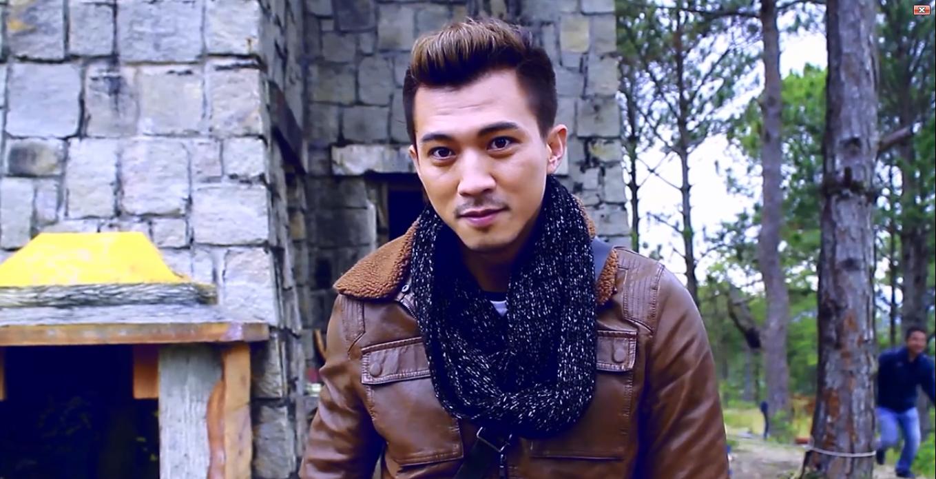 Về phía Hà Việt Dũng, nam diễn viên – siêu mẫu đã khoe tài đọc rap ấn tượng trong clip. - Tin sao Viet - Tin tuc sao Viet - Scandal sao Viet - Tin tuc cua Sao - Tin cua Sao