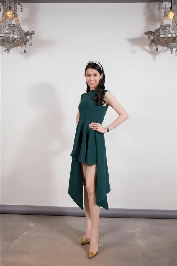 Hoa hậu Thu Vũ