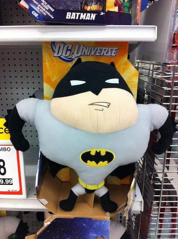 """Búp bê Người Dơi với thân hình... """"siêu kinh điển"""""""