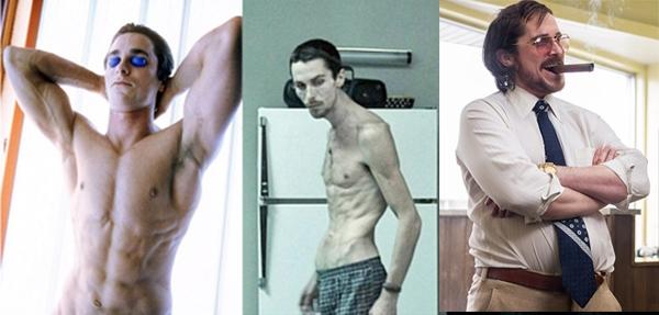 Việc tăng-giảm cân đột ngột và thường xuyên khiến Christian bị đau dạ dày nặng và rối loạn tiêu hóa.