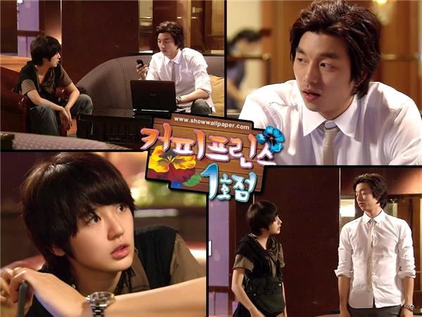 Bộ phim kể vềchuyện tình giữa chủ tiệm cà phêChoi Han KyulvàGo Eun Chan. (Ảnh: Internet