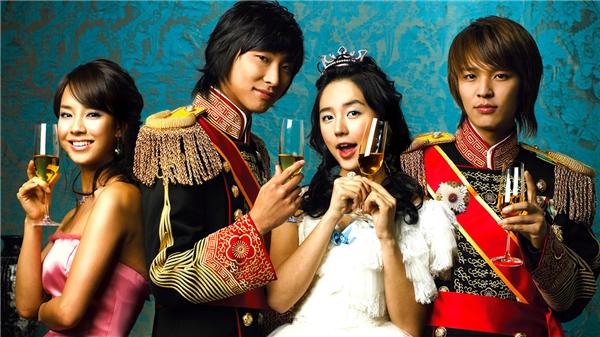 """""""Goong""""được chuyển thể từ bộ truyện tranh cùng têncủa nữ tác giả Park So Hee.(Ảnh: Internet)"""