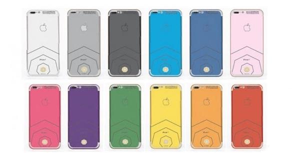 Có rất nhiều màu sắc để bạn lựa chọn. (Ảnh: internet)