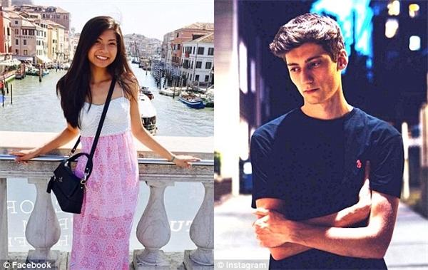 Allen Ivanov thú nhận đã giết hại bạn gái cũ là Anna Bui (ảnh trái) cùng 2 người khác vì ghen tuông.(Ảnh: DailyMail)