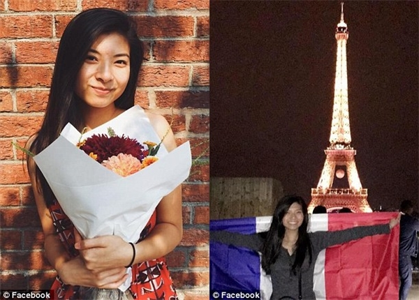 Theo lời bạn bè, Anna Bui là một cô bạn đáng yêu, luôn tử tế và hạnh phúc.(Ảnh: DailyMail)