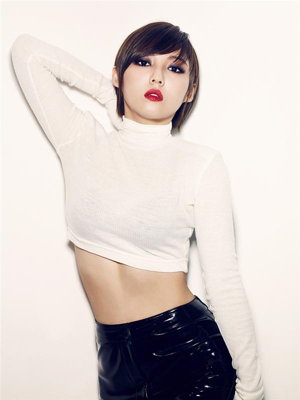 """Những thành viên bị """"lép vế"""" nhan sắc trong nhóm nhạc Kpop"""