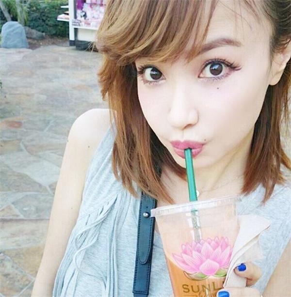 Phát sốt với nàng mẫu Nhật 45 tuổi có ngoại hình như gái đôi mươi