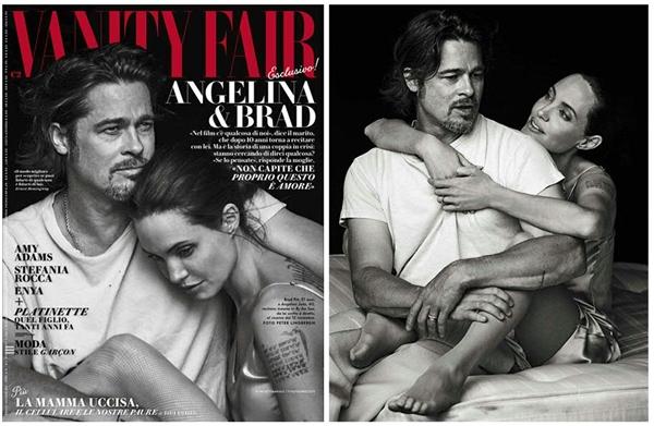 Brad Pitt chính là người đầu tiên ủng hộ việc Angelina Jolie phẫu thuật cắt bỏ ngực.