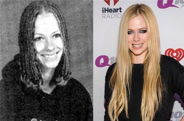 Avril Lavigne thời chưa nổi loạn. Hay là thời mới ngấp nghé nổi loạn?
