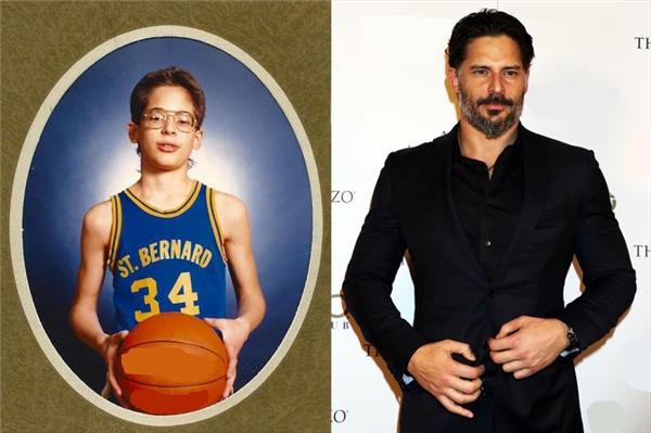 Joe Manganiello phiên bản trẻ trâu và quý ông.