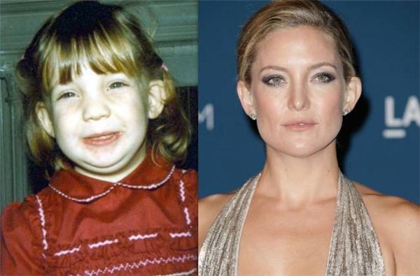 Kate Hudson và tuổi thơ dữ dội.