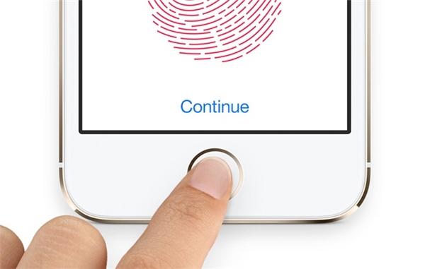 Bảo mật vân tay rất thông dụng trên smartphone. (Ảnh: internet)