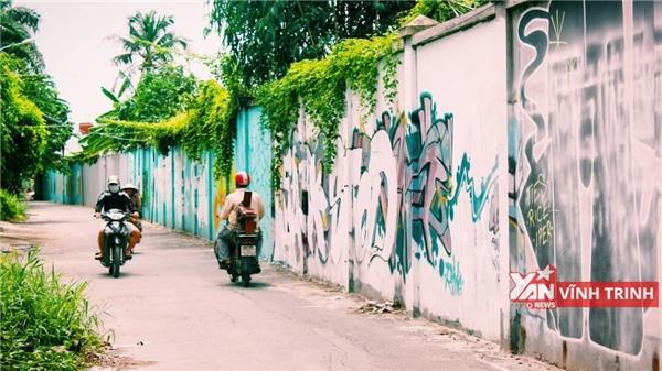 Chụp ảnh street style, nhớ đến 3 điểm sống ảo chất chơi giữa Sài Gòn