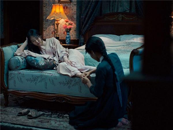 Kim Min Hee trong phim Handmaiden. (Ảnh: Internet)