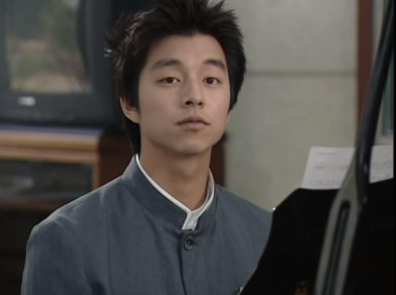 Gong Yoo là ngôi sao hàng đầu của Hàn Quốc. (Ảnh: Internet)
