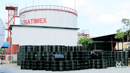 Những ngày qua giá xăng dầu trên thị trường nhập khẩu của Việt Nam cũng có chiều hướng giảm.
