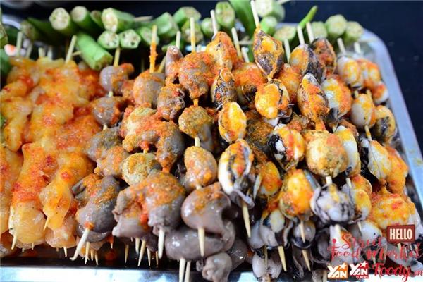 Thiên đường ẩm thực đình đám nhất Sài Thànhsắp trở lại