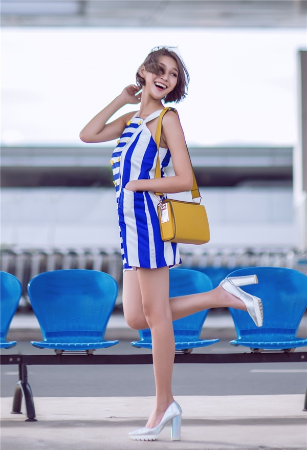 """""""Kỳ phùng địch thủ"""" An Nguy, Linh Châu thay đổi chóng mặt sau The Face"""