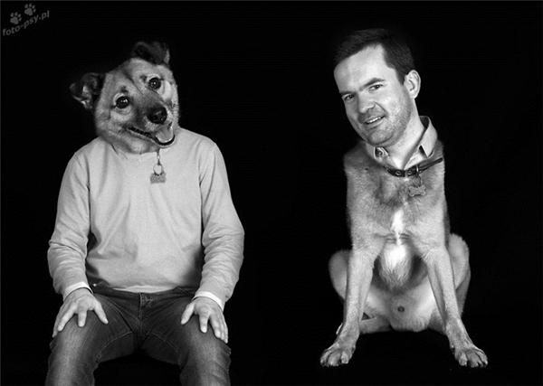 người và thú cưng