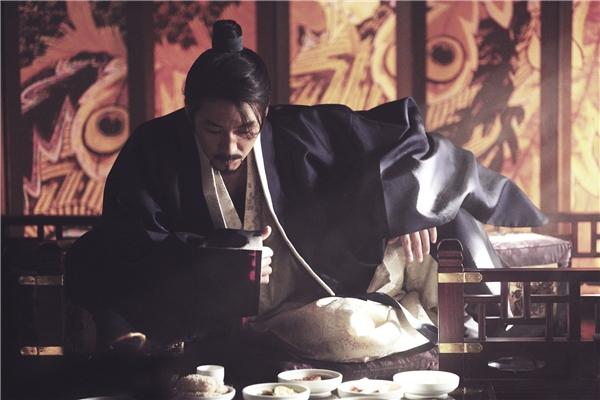 Jang Hyuk xuất thần với vai diễn Lee Bang Won trong Empire of Lust(Vương triều nhục dục).(Ảnh: Internet)