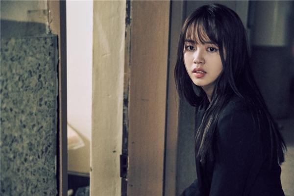 Cận cảnh 1001 biểu cảm của ma nữ Kim So Hyun