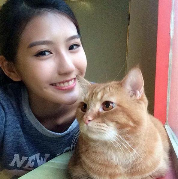 Ngất ngây trước vẻ ngọt ngào trong sáng của hot girl Malaysia