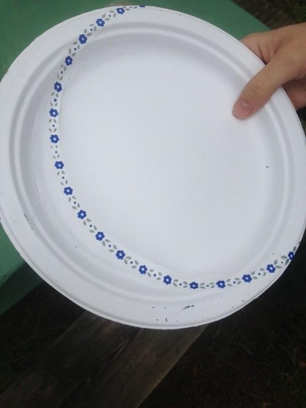 Nhìn cái đĩa chỉ muốn đập một phát cho nó bể tan luôn ấy.