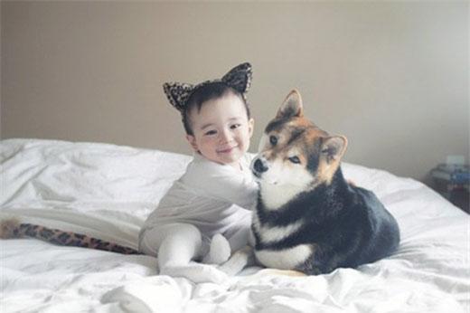 Những hình ảnh dễ thương của đôi bạn thân Issac và Maru sưởi ấm trái tim cộng đồng mạng.