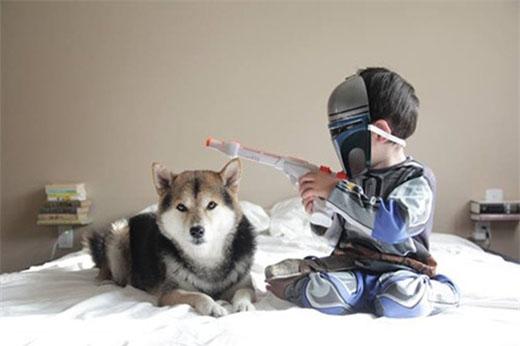 Không ngờ sau 5 năm, cặp đôi bé Nhật và chú chó Maru nổi tiếng đã thay đổi đến vậy