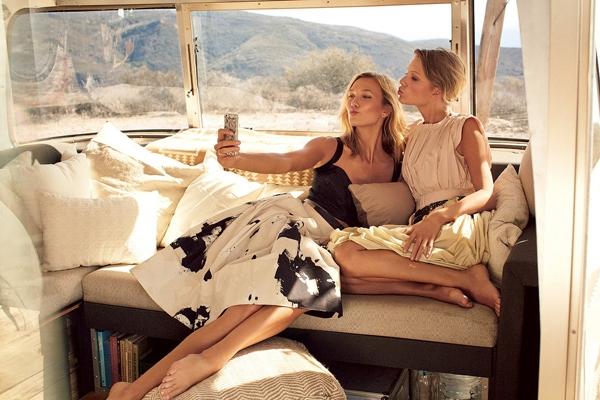Taylor Swift và tình bạn không thể tách rời với Karlie Kloss