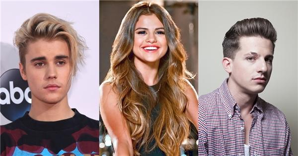 Dư luận không loại trừ khả năng Charlie cũng có ý với Selena.