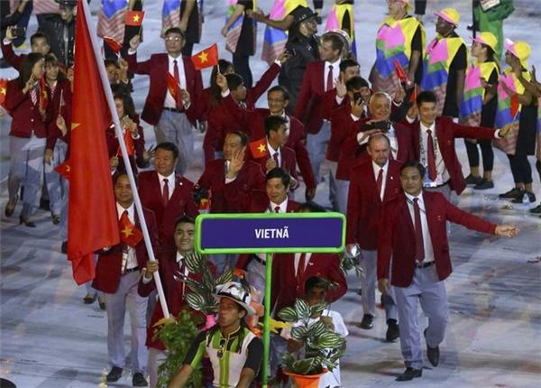 Những hình ảnh người ta sẽ nhớ mãi về buổi khai mạc Rio 2016