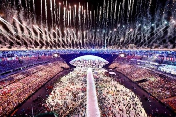 Khoảnh khắc nỗi bật tại Olympic Rio.