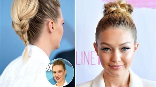 Gợi ý những kiểu tóc tết vừa mát vừa đẹp như sao ngoại