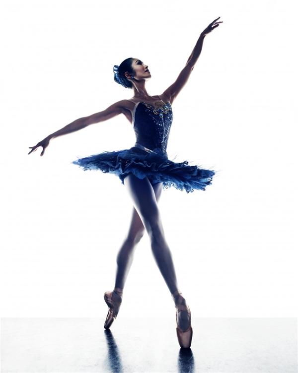 Linh hồn bộ môn múa ba lê ăn sâu vào tâm hồn các vũ công.