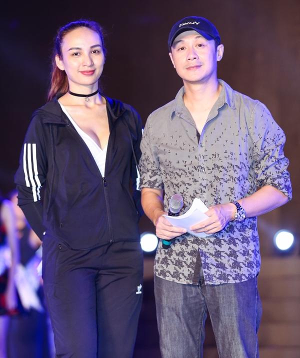 Đồng hành cùng Ngọc Diễm trên sân khấu chung kết Hoa hậu Bản sắc Việt toàn cầu tối nay7/8 là MC Anh Tuấn.