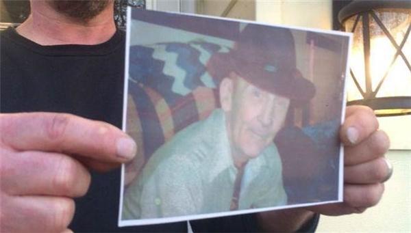 Chân dung người đàn ông đã mất tích 10 năm.(Ảnh: Internet)