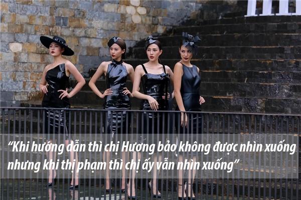 Với tính cách thẳng thắn, không ít lần Lilly Nguyễn khiến khán giả bất ngờ với những phát ngôn về Lan Khuê, Phạm Hương hay những người bạn đồng hành tại The Face Vietnam 2016.
