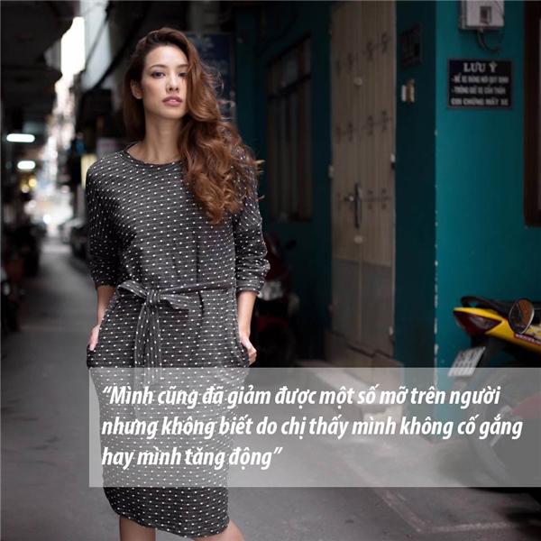 Lilly Nguyễn hoang mang khi bị Hồ Ngọc Hà chọn vào vòng nguy hiểm ở tập 5.