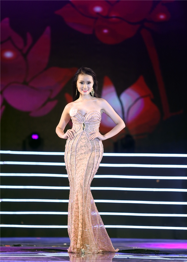 Người đẹp du lịch Bùi Thị Thu Trang - SBD 073.