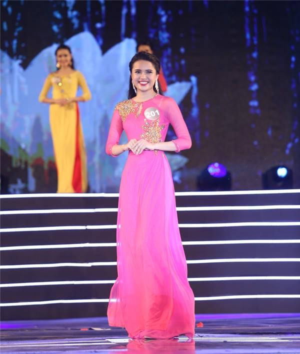 Nguyễn Thị Diệu Thuỳ (SBD 201) là Người đẹp được yêu thích nhất. Bên cạnh đó, thí sinh mang SBD 070 - Anna Mỹ Linh Phạm đạt danh hiệu Người đẹp thân thiện.