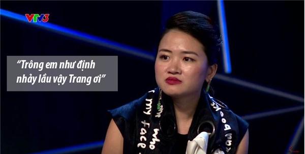 Hà Đỗ thẳng thừng nhận xét về phần tạo dáng của thí sinh Út Trang.