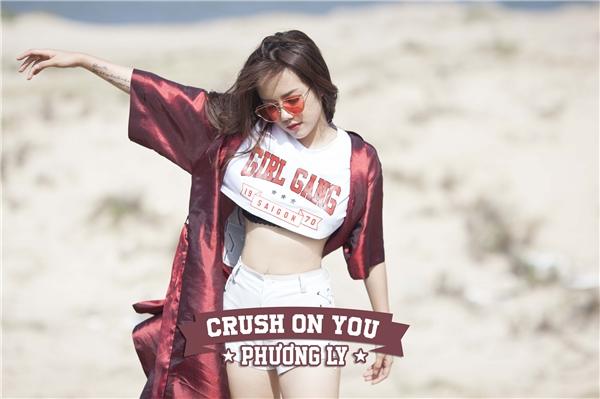 MV Crush on you mang thông điệp chính là sự tôn vinh tình bạn – điều quý giá hơn cả tình yêu.
