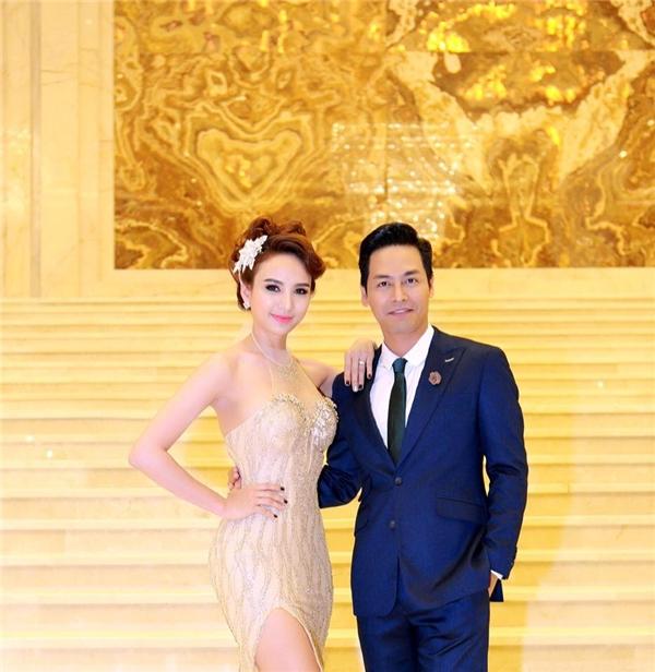 Liêu xiêu trước vẻ đẹp yêu kiều của hoa hậu Ngọc Diễm - Tin sao Viet - Tin tuc sao Viet - Scandal sao Viet - Tin tuc cua Sao - Tin cua Sao