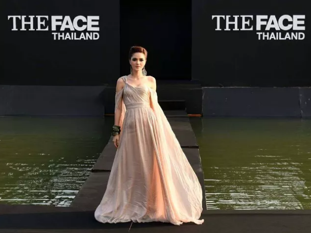 Deer Wan Piyalà một trong những cái tên được chú ý nhất The Face Thái Lan mùa 2.