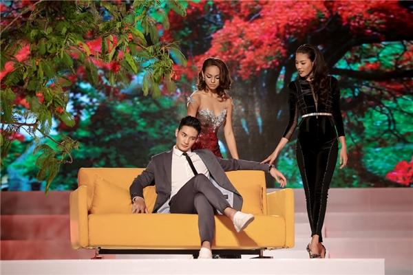 Khán giả lại hoài nghi về uy tín của giám khảo khách mời The Face
