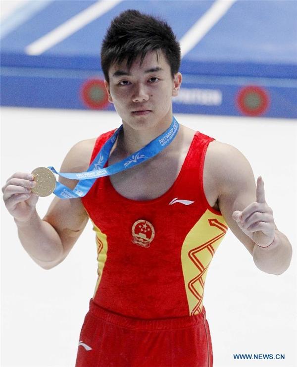 Muốn ngắm trai đẹp, hãy xem thi đấu thể dục nghệ thuật Olympic 2016